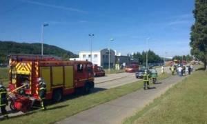 Νέο σοκ στη Γαλλία-Επίθεση τζιχαντιστή σε εργοστάσιο