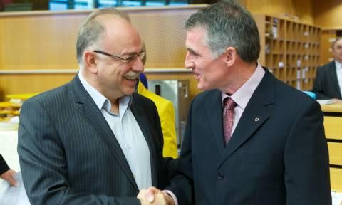 Το Σιν Φέιν στηρίζει τον αγώνα της ελληνικής κυβέρνησης