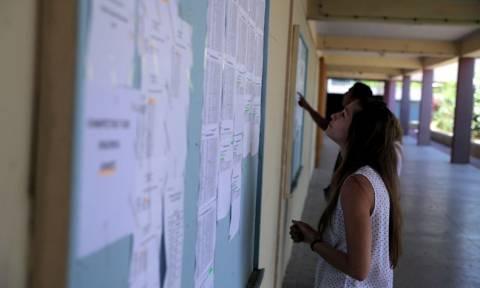 Πανελλήνιες 2015: Δείτε όλους τους στατιστικούς πίνακες των εξετάσεων