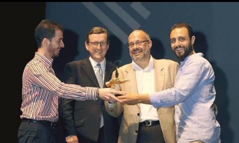 Η Yoleni's κέρδισε το Ελληνικό Βραβείο Επιχειρηματικότητας 2015