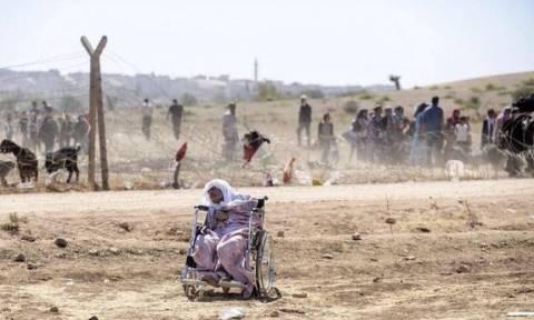 Συρία: Στους 146 οι νεκροί από την επίθεση των τζιχαντιστών στο Κομπάνι