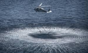 Αγνοείται κολυμβητής στην Κατερίνη - Τον αναζητούν ελικόπτερο, δύτες και σκάφη του Λιμενικού