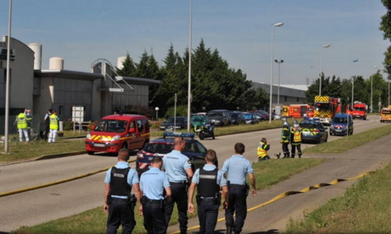 Γνωστός στις γαλλικές αρχές ο δράστης της επίθεσης στο εργοστάσιο στη Γαλλία