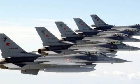Προκλήσεις των Τούρκων στο Αιγαίο - 32 παραβιάσεις σε μία ημέρα
