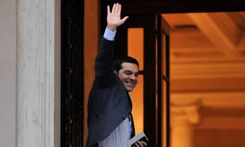 Έτοιμος να απευθύνει διάγγελμα στον ελληνικό λαό ο Τσίπρας