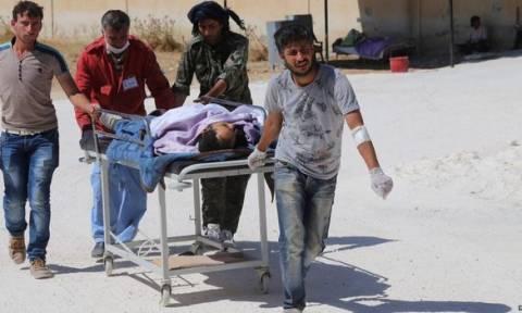 Συνομιλία των ΥΠΕΞ Τουρκίας και ΗΠΑ για την επίθεση του ΙΚ στο Κομπάνι
