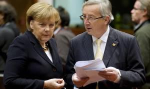 Η αντίδραση των Μέρκελ και Γιούνκερ για το δημοψήφισμα - Ενημερώθηκαν επίσης Ολάντ, Πούτιν και ΔΝΤ