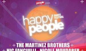 Happy People Dance Music Festival στο Νεστόριο Καστοριάς