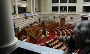 Δημοψήφισμα: Live η ψηφοφορία στη Βουλή