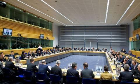 Ξεκινάει το Eurogroup -Live εικόνα από Βρυξέλλες