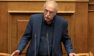 Βίτσας: Οι δανειστές νόμιζαν ότι η κυβέρνηση μπλοφάρει