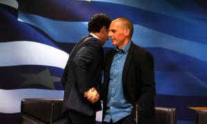 Βαρουφάκης : Το Eurogroup δεν υπάρχει ως θεσμοθετημένο όργανο