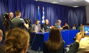 Eurogroup: Το σχόλιο του Βαρουφάκη κατά την έξοδό του από το Eurogroup (video)