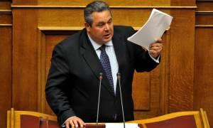 Δημοψήφισμα-Καμμένος: Μας ζητούν να αφοπλίσουμε την Ελλάδα
