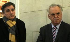 Δραγασάκης - Τσακαλώτος: Στενή συνεργασία με ΕΚΤ για τη σταθερότητα του τραπεζικού συστήματος