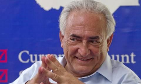 Το «mea culpa» του Ντομινίκ Στρος Καν για την Ελλάδα