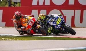 MotoGP Grand Prix Ολλανδίας: Δραματικός αγώνας με νικητή τον Rossi (photos)