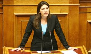 Ζ. Κωνσταντοπούλου: Οι ήρωες πολεμούν σαν Έλληνες… (video)