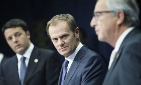 Πυρετώδεις διεργασίες: Έκτακτη τηλεδιάσκεψη των Ευρωπαίων ηγετών για την Ελλάδα