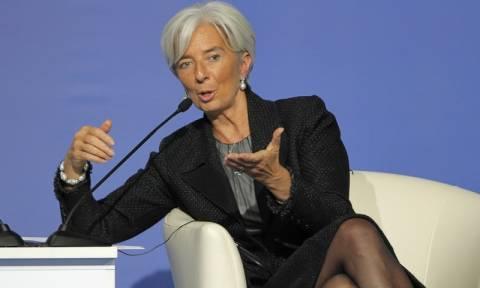 Λαγκάρντ στο CNBC: Η Ελλάδα πρέπει να πληρώσει το ΔΝΤ και να αποδεχτεί τις μεταρρυθμίσεις
