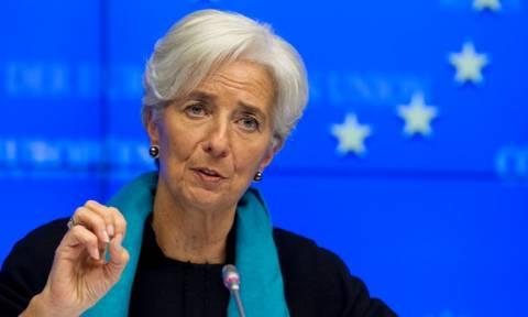 Λαγκάρντ: Είμαστε έτοιμοι να συζητήσουμε με την Ελλάδα
