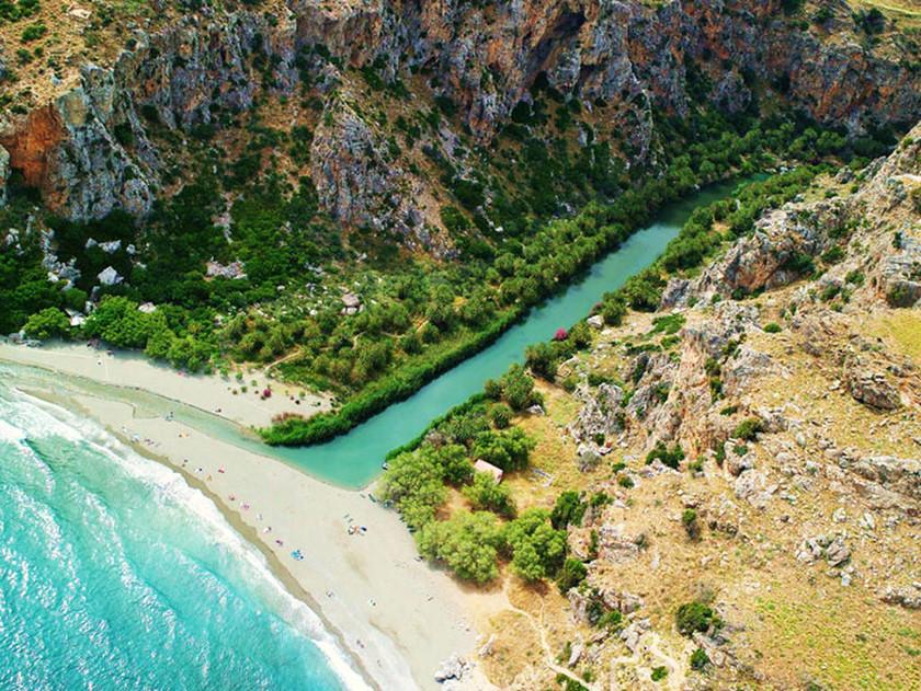 Ο επίγειος παράδεισος βρίσκεται στην Ελλάδα – Γνωρίζετε πού (photos)