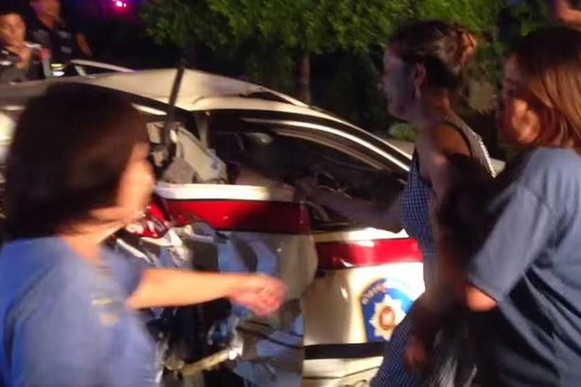 Ηθοποιός σκότωσε αστυνομικό - Βίντεο σοκ από τη σκηνή της τραγωδίας!