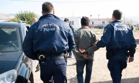 Μεγάλη αστυνομική επιχείρηση στην Πελοπόννησο - Χειροπέδες σε 42 άτομα