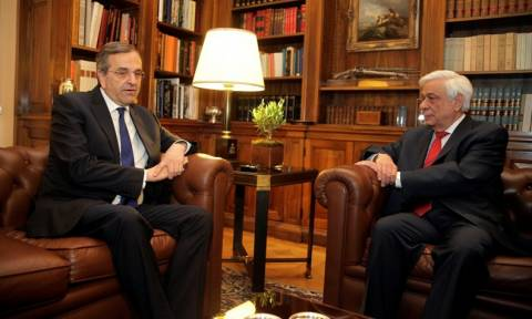 Δημοψήφισμα - Παυλόπουλος: Μείζον διακύβευμα η παραμονή σε ευρώ και Ευρώπη