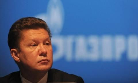 """Миллер: газ по """"Турецкому потоку"""" дойдет в Европу раньше, чем по Tanap"""