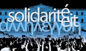 Δημοψήφισμα-Συγκεντρώσεις αλληλεγγύης στην Ελλάδα σε τέσσερις χώρες