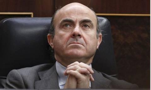 Capital controls - Λουίς ντε Γκίντος: Μπορεί ακόμη να υπάρξει συμφωνία για την Ελλάδα