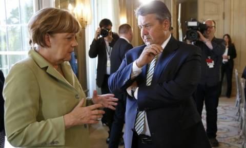 Συνάντηση Μέρκελ - Γκάμπριελ για την Ελλάδα 04cf8d1a59f