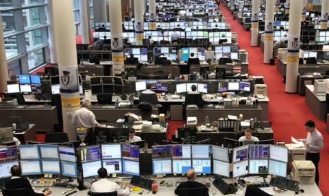 Ζοφερή η εικόνα στις αγορές - Κλονίζεται η Ευρώπη από την Ελλάδα