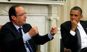Δημοψήφισμα: Τηλεφωνική επικοινωνία Ομπάμα – Ολάντ