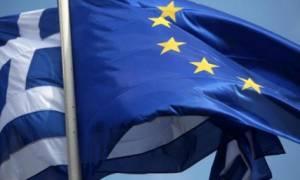 Δημοψήφισμα: Διαδηλώνουν υπέρ του «ΝΑΙ» στις Βρυξέλλες