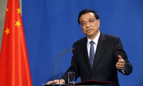 Κινέζος πρωθυπουργός: Θέλουμε την Ελλάδα στην Ευρωζώνη