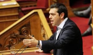 Τσίπρας: Η Ελλάδα θα αναπνέει και μετά το τέλος του προγράμματος