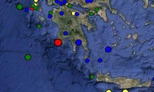Σεισμός 4,3 Ρίχτερ στην Πύλο