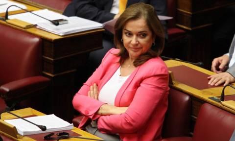 Δημοψήφισμα 2015 - Μπακογιάννη: Ο Τσίπρας πάει για ηρωική έξοδο