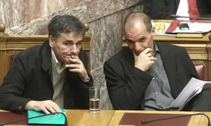 Δημοψήφισμα - Τσακαλώτος: Ποτέ δεν ζήτησα την αποπομπή Βαρουφάκη