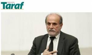 Τούρκος βουλευτής στηρίζει ΣΥΡΙΖΑ και δημοψήφισμα υπέρ του ΟΧΙ