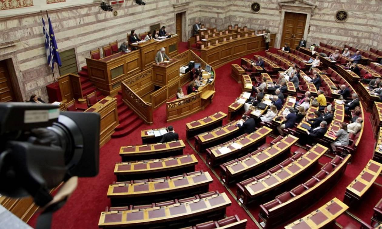 Απόψε ψηφίζεται στη Βουλή η τροπολογία για τα ΜΜΕ