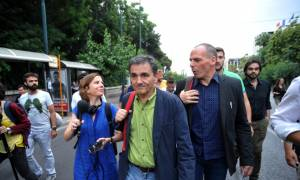 Δημοψήφισμα - Τσακαλώτος: Η απόφασή μας ήταν μέρος της διαπραγμάτευσης