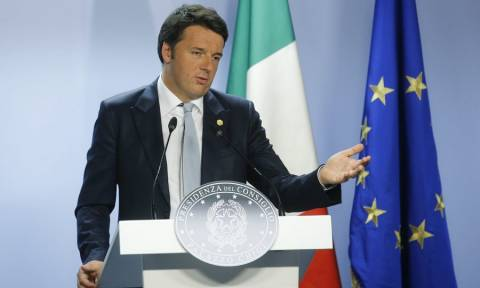 Δημοψήφισμα 2015: Συνομιλία Τσίπρα-Ρέντσι