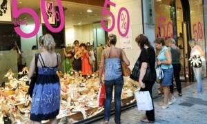 Δημοψήφισμα 2015: Δεν παρατηρούνται ανατιμήσεις στην αγορά, λέει η ΓΓ Εμπορίου