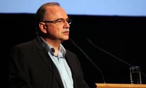 Δημοψήφισμα 2015 - Παπαδημούλης: «Ναι» στην πρόταση της κυβέρνησης εντός και εκτός