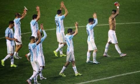 Σαρωτική Αργεντινή στον τελικό!