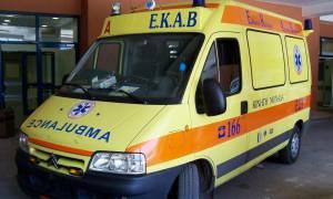 Ένας νεκρός και πέντε τραυματίες σε τροχαίο στην ΕΟ Θεσσαλονίκης - Πολυγύρου
