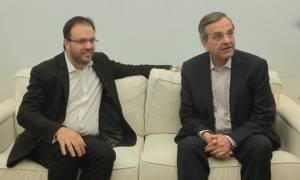 Δημοψήφισμα 2015 – Θεοχαρόπουλος σε Σαμαρά: Συμφωνία με συγκερασμό των διαφωνιών